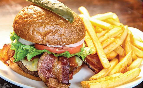 Julia's Wallingford Restaurant in Seattle, WA - burgers - sandwiches - comfort food - Seattle restaurants near me - Seattle dining near me - take out near me - delivery near me