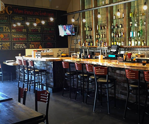 Get craft beer at our brewery near Vallejo