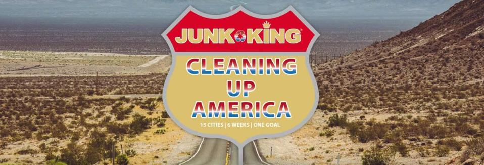Junk King Denver, CO banner