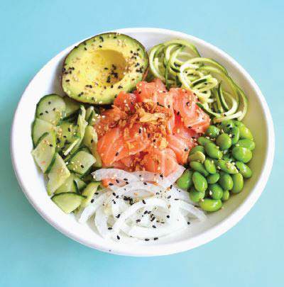 Fresh Poke Bowls from Just Poke 9 locations in Western Washington - Poke near me - Poke coupons near me
