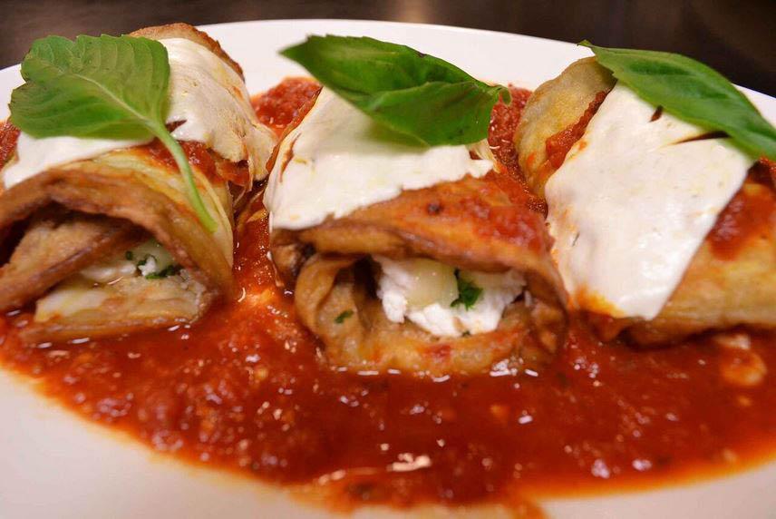 NYC Italian foods served in Manhattan