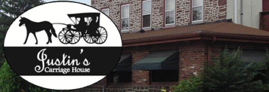 Justins carriage house,dinner,restaurant near me,collegeville food,discount,deal,