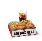 Picture of meal at Kentucky Fried Chicken