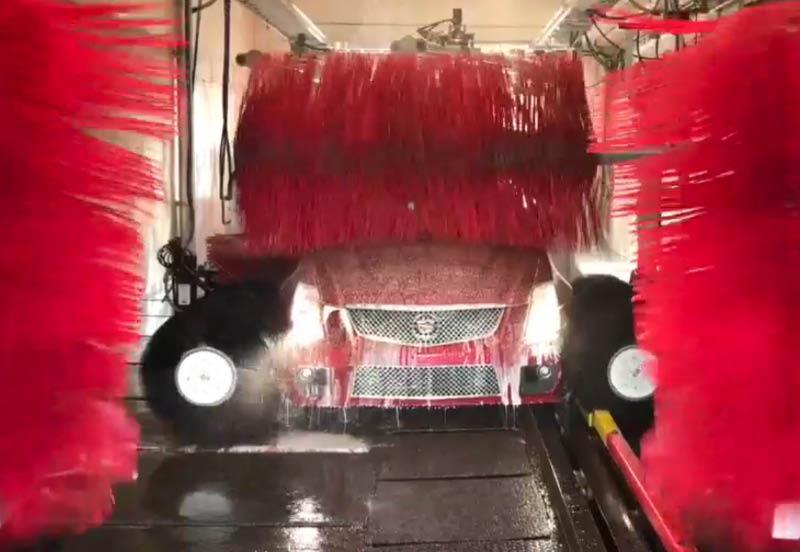 get a car wash near San Pablo