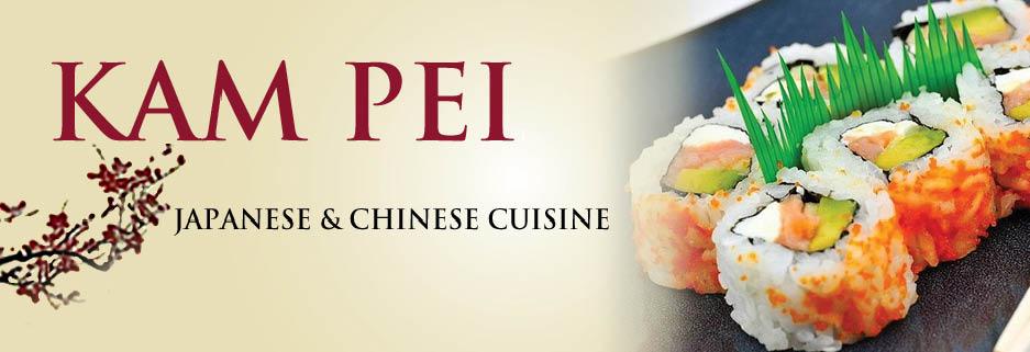 Kam Pei Japanese restaurant, Stamford, CT banner image