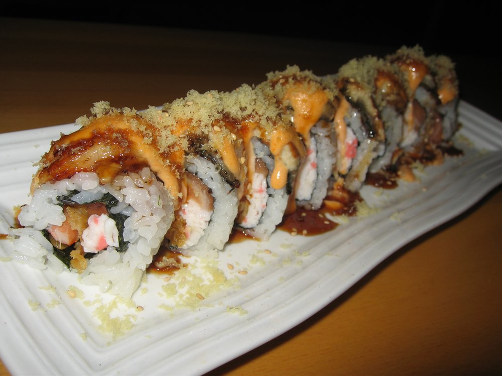 Kampai Sushi House Los Alamitos rated best sushi