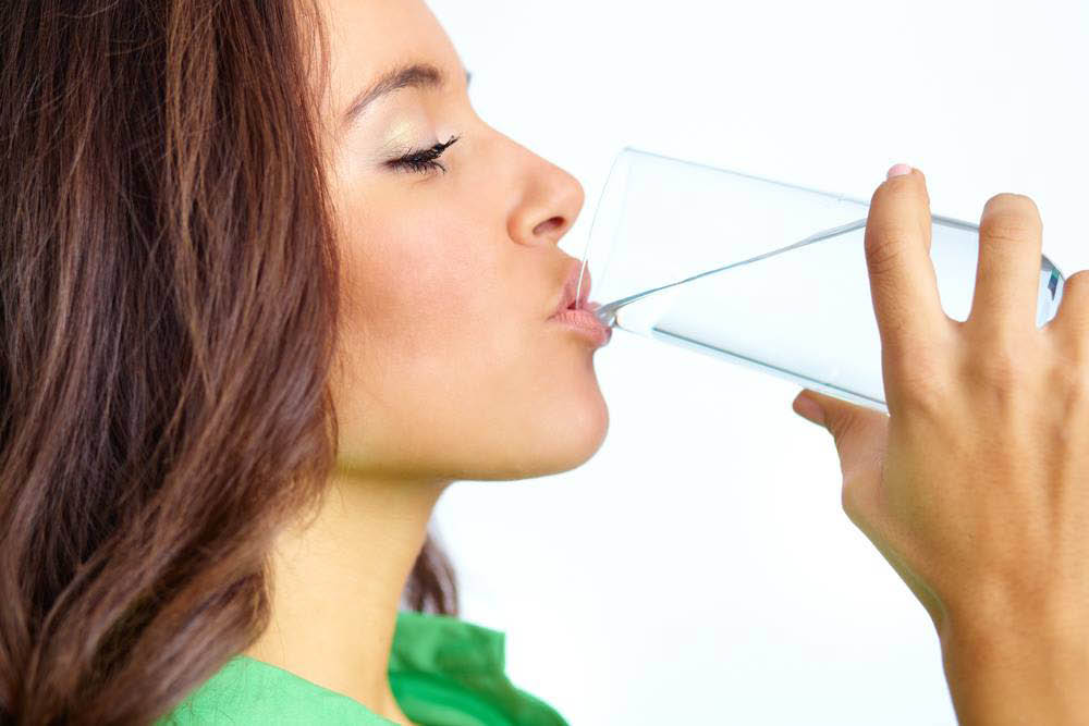 Nothing replenishes the body like antioxidant-rich water