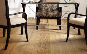 photo of hardwood floor from Karen's Advance Floors in Clarkston, MI