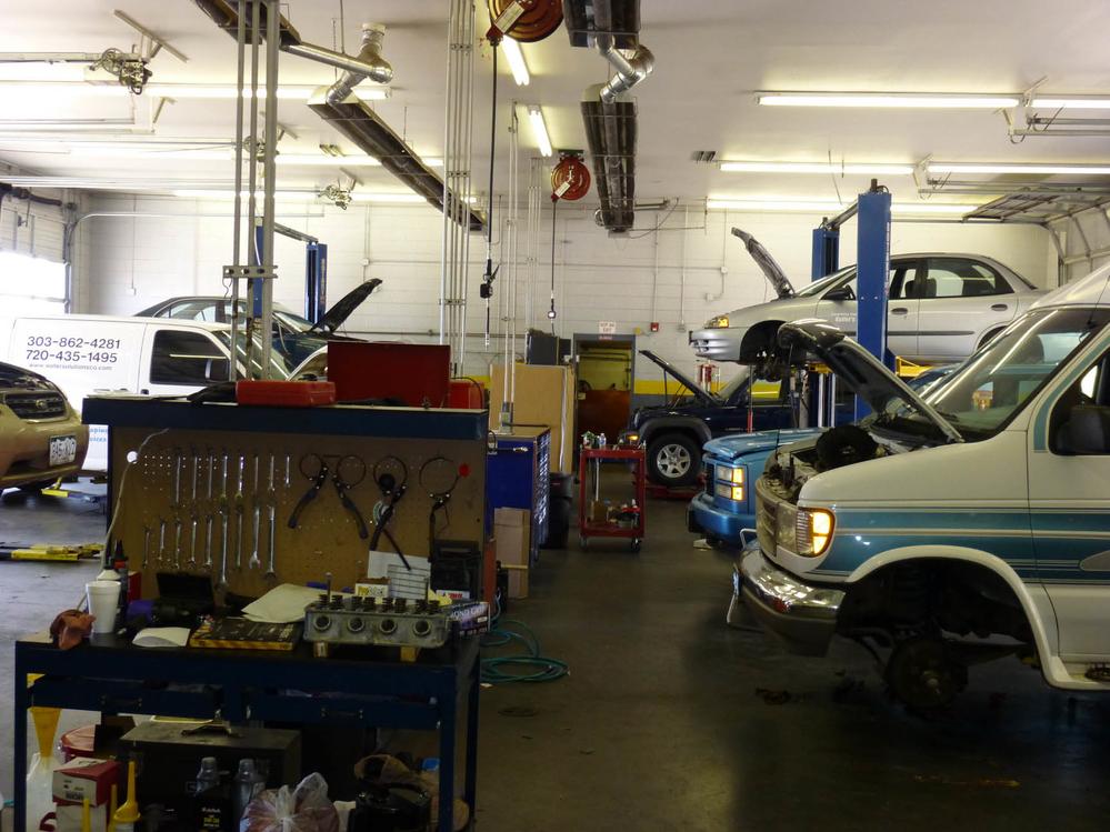 Keller's Professional Auto & Diesel auto repair Aurora, Colorado
