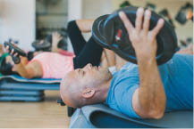 Do yoga and pilates in San Luis Obispo.