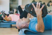 Do yoga and pilates in San Luis Obispo.