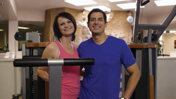 Get a personal trainer with a gym membership in Atascadero, Paso.