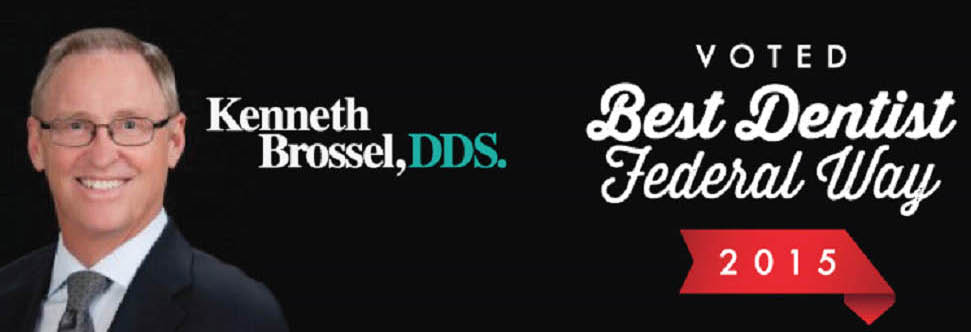 Kenneth Brossel, DDS - main banner image - voted best dentist Federal Way, WA