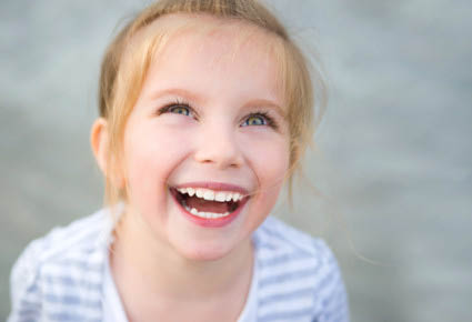 Kid's gentle dentistry, oral exams and preventative care
