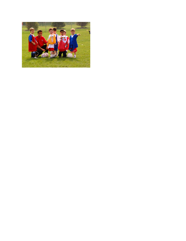 Join KIddie Soccer Today!