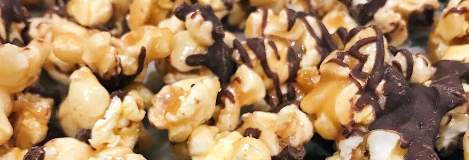 Kinda Korny Gourmet Caramel Corn, in Dewitt MI