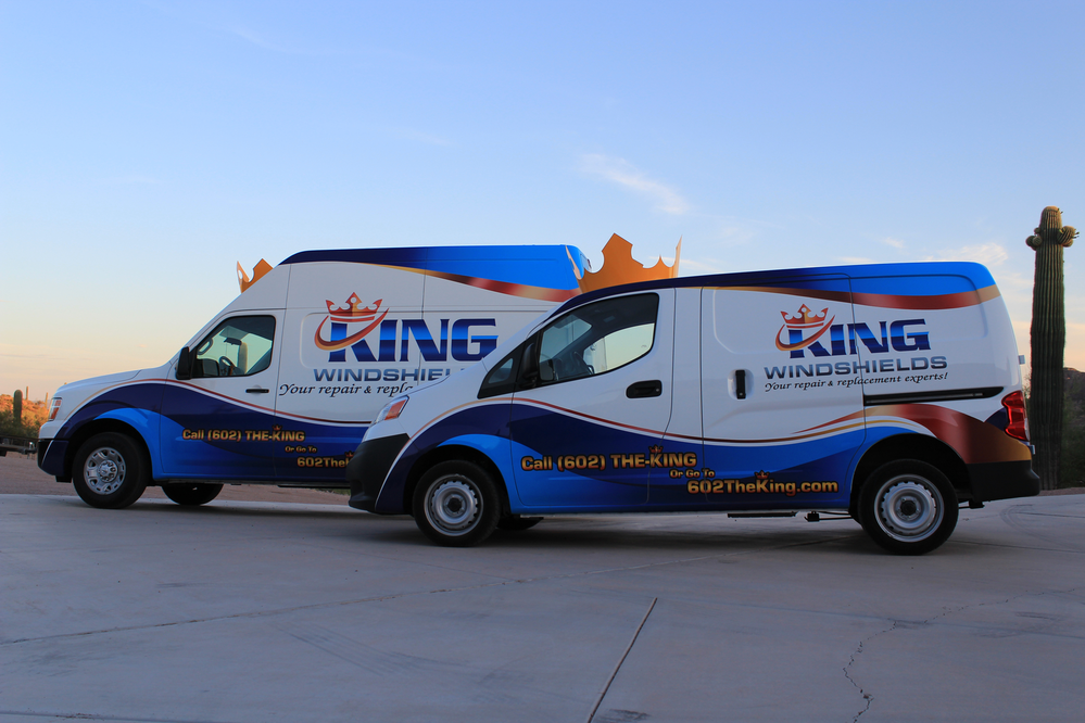 King Windshield, AZ, quality, tint, auto glass