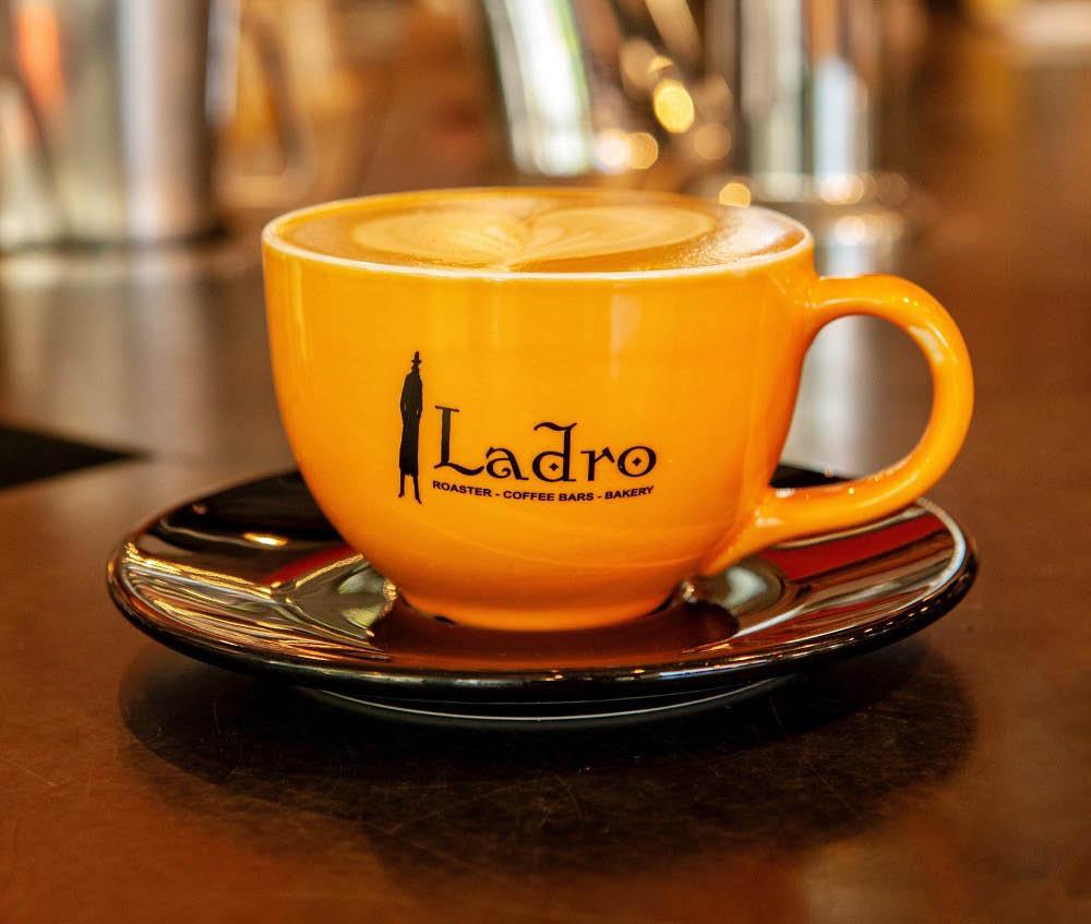Urban Kirkland Caffe Ladro in Kirkland, Washington - Kirkland coffee shops near me - coffee near me in Kirkland, WA
