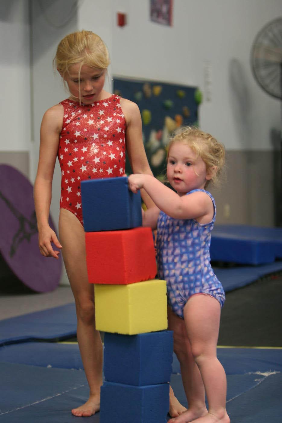 Northwest Aerials - gymnastics - dance - trampoline - Kirkland, WA