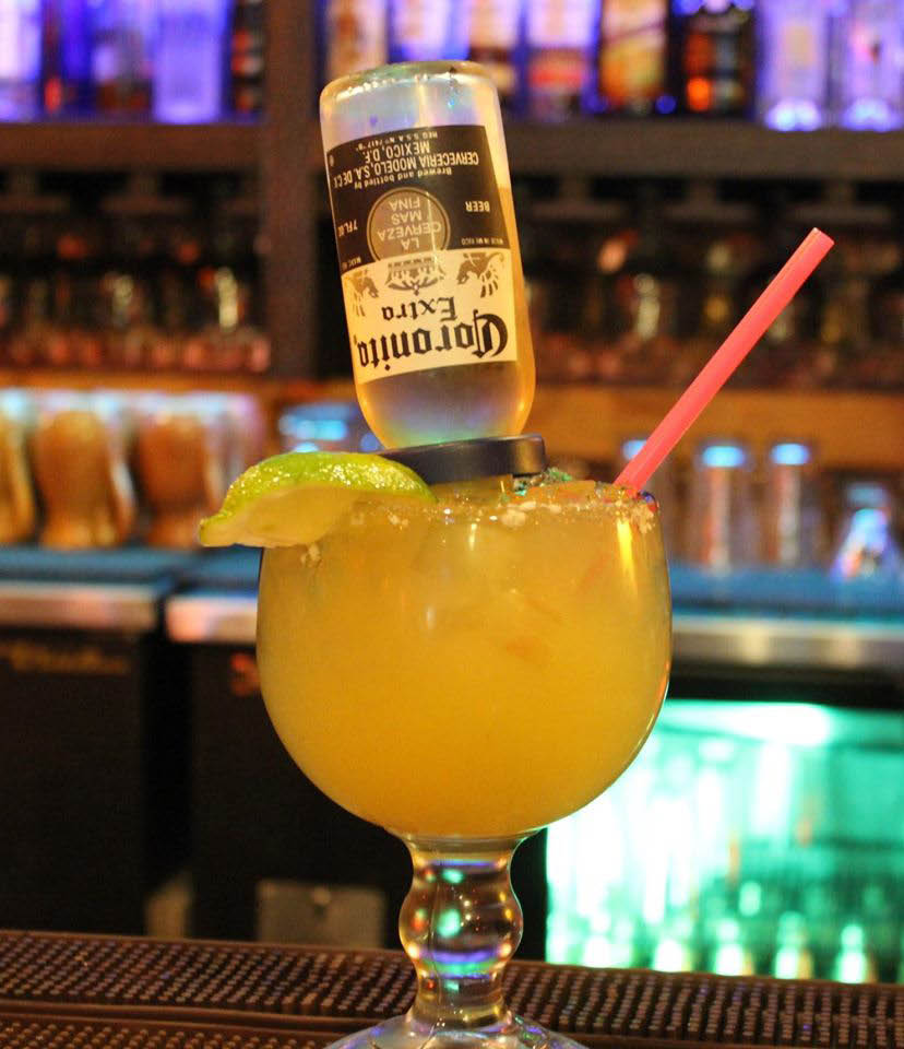 Margaritas; tequila; cocktails; bar and grill - Santa Fe Mexican Grill - Totem Lake, WA - dining near me - dining coupons near me - Mexican food near me