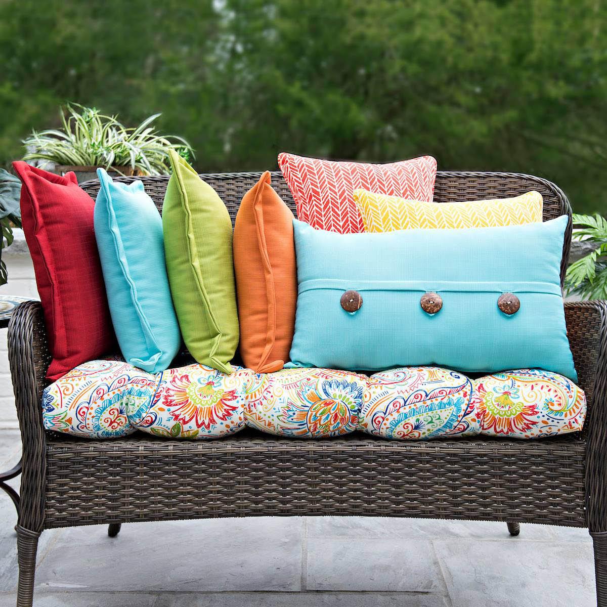 Patio furniture, outdoor living
