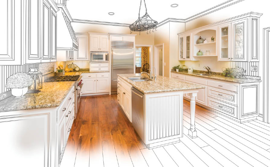 New Kitchen Ideas at the Charleston Remodeling Expo