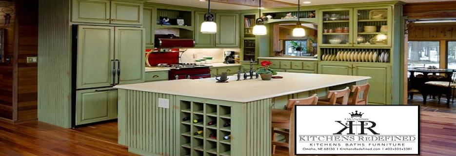 Kitchens ReDefined in Omaha, NE banner