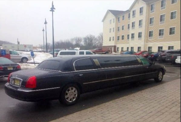 Stretch Limo Service provided by Knight Riders in Hackettstown NJ