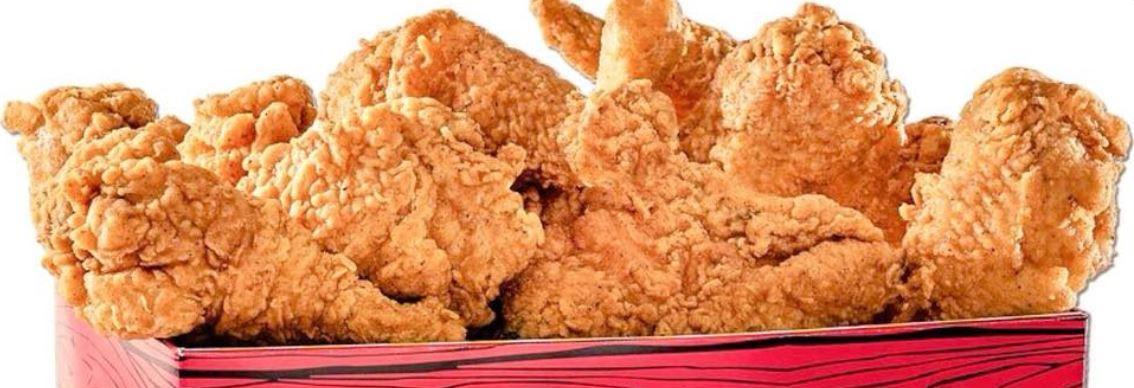Krispy Krunchy Chicken in Irving, Texasbanner