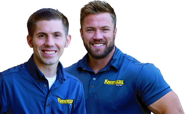 Co Owners of Krumwiede Roofing & Exteriors