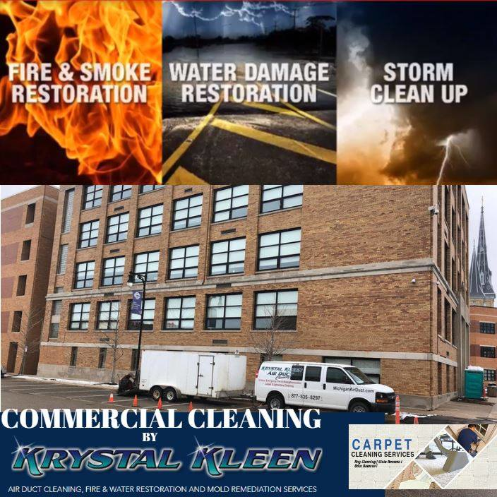 fire damage water damage restoration