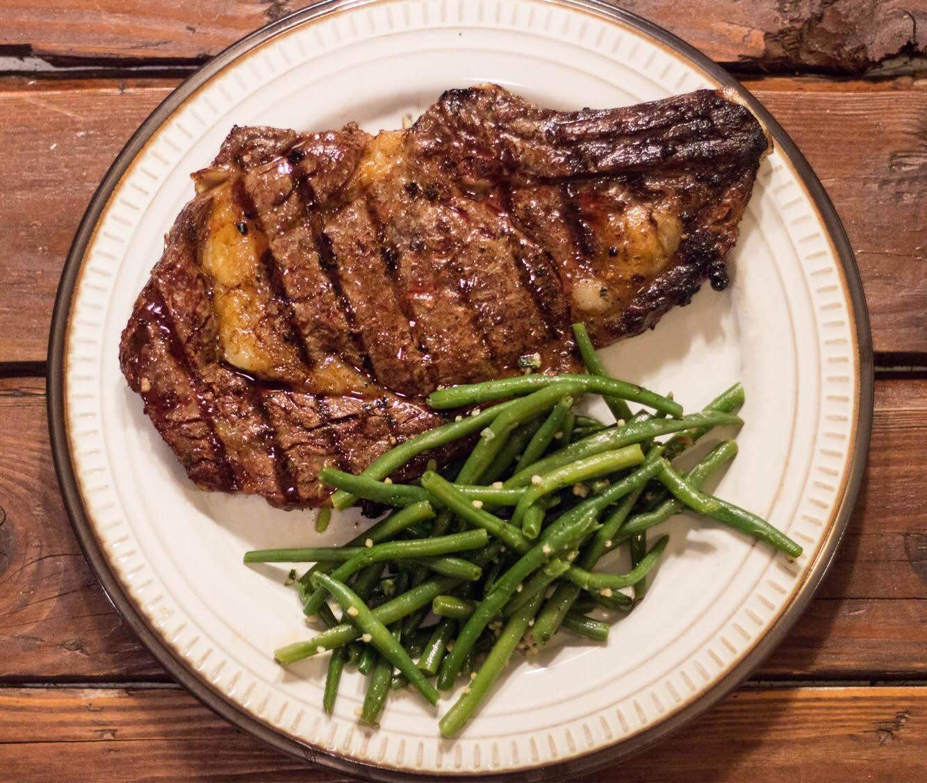 Kuipers, steak, dinner