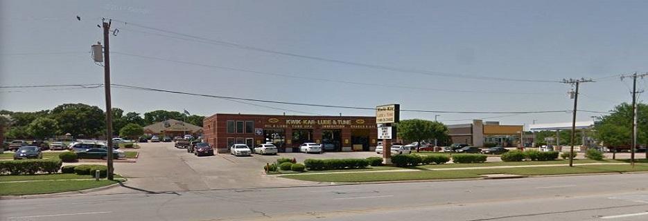 Kwik Kar Lube & Tune banner North Richland Hills, TX