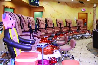 nail salon kenwood