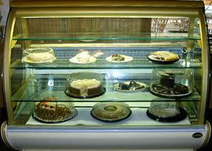 LARGO FAMILY RESTAURANT Pie Case Photo