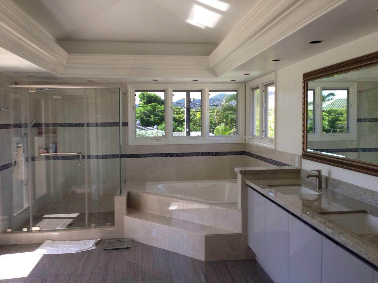Get a bathroom remodel in Kapolei