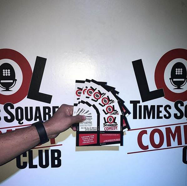 LOL Comedy Club logo