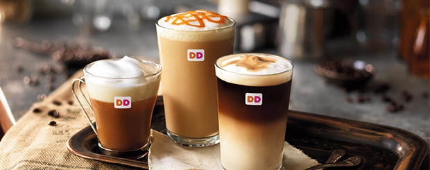 DUNKIN DONUTS HOT AND COLD DRINKS PICTURE, LARGO, FL