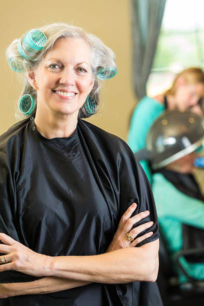 La Belle Hair Designs Elm Grove senior curl