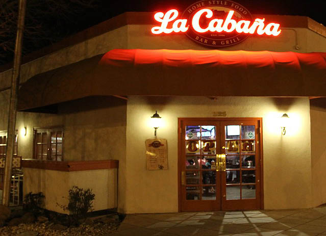 Enjoy traditional Mexican cuisine at La Cabana in Suisun City, CA