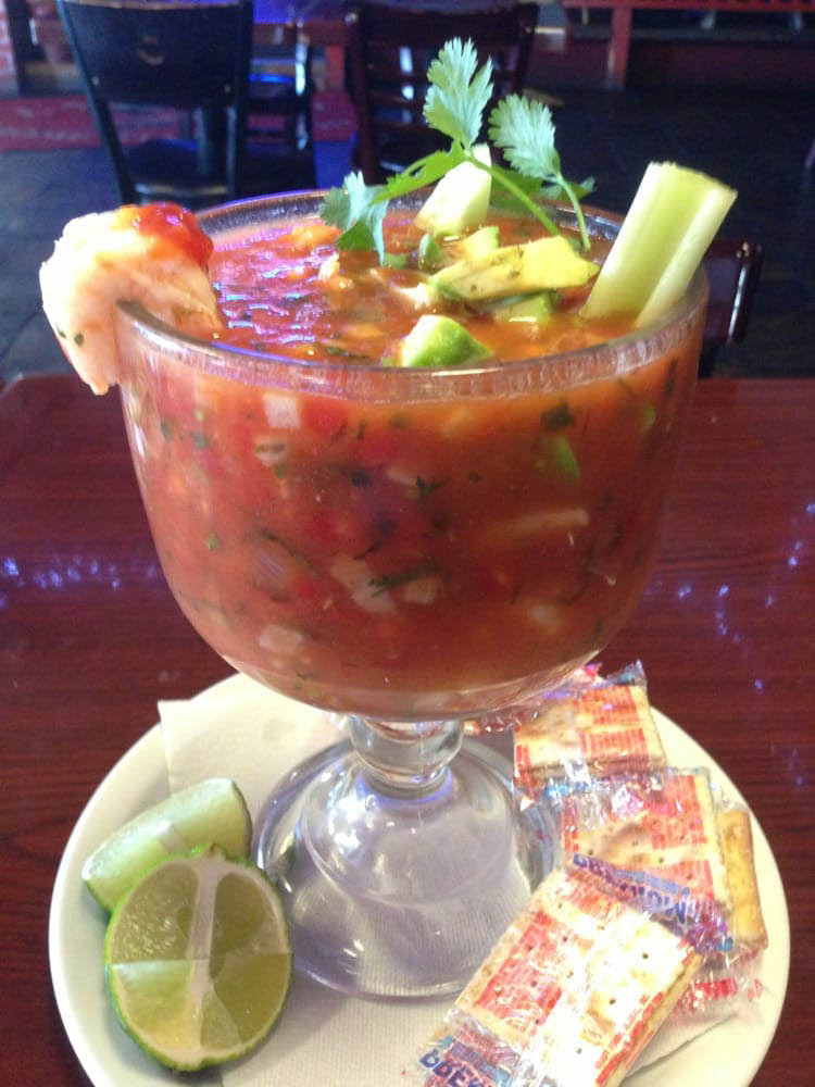 Try a delicious variety of home style Mexican dishes including Shrimp Cocktail near Cordelia, CA