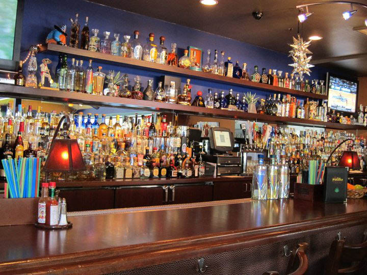 Catering and parties with our Tequila Bar featuring 100% Agave Tequilas at La Pinata, Novato, CA