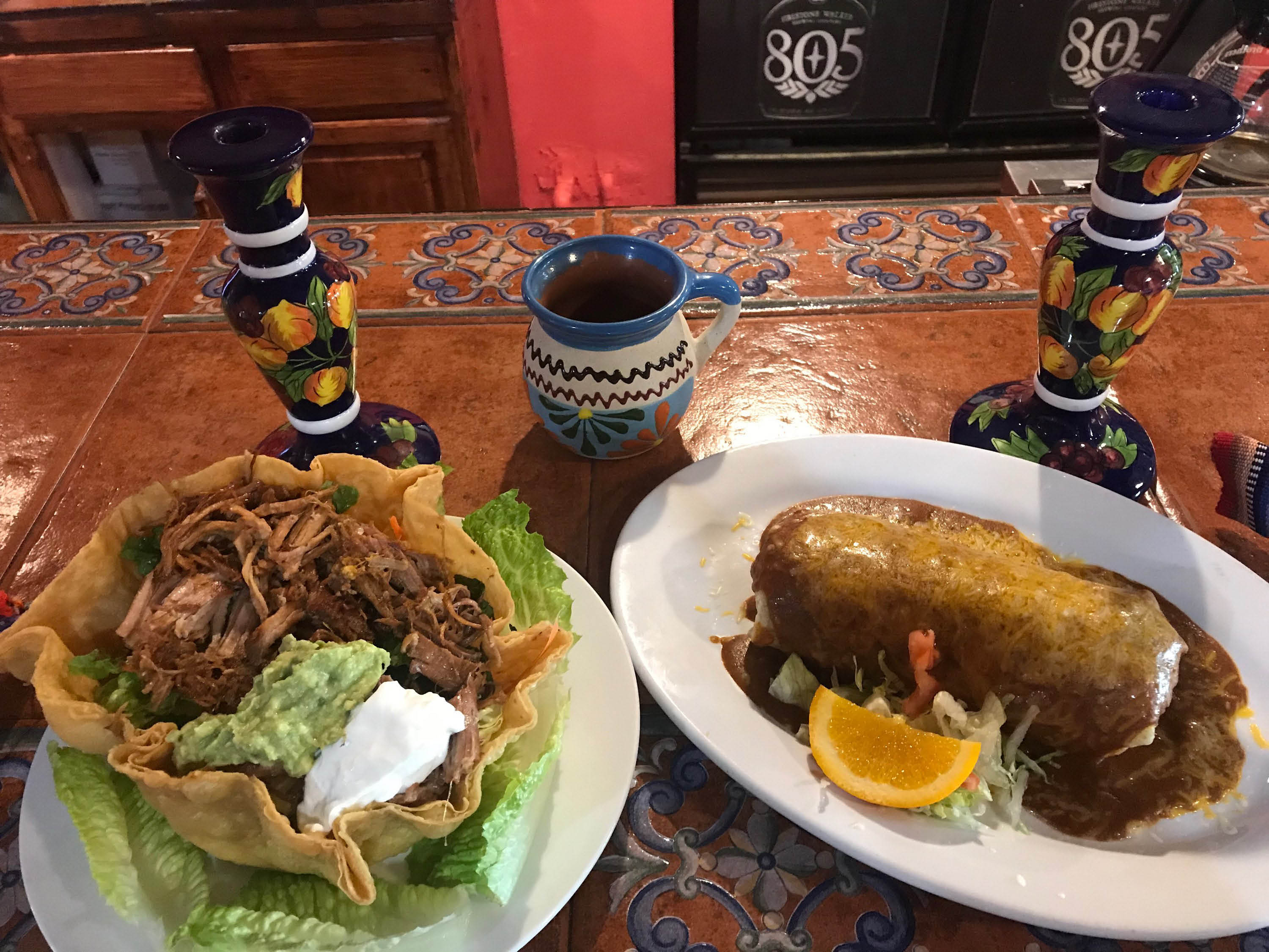 Mexican restaurants in Grover Beach, CA