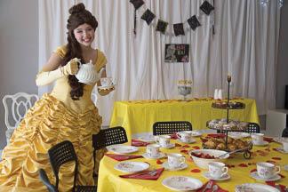 LA DEE-DA KIDS SPA GIRLS PHOTO Princess Parties  Tea Parties