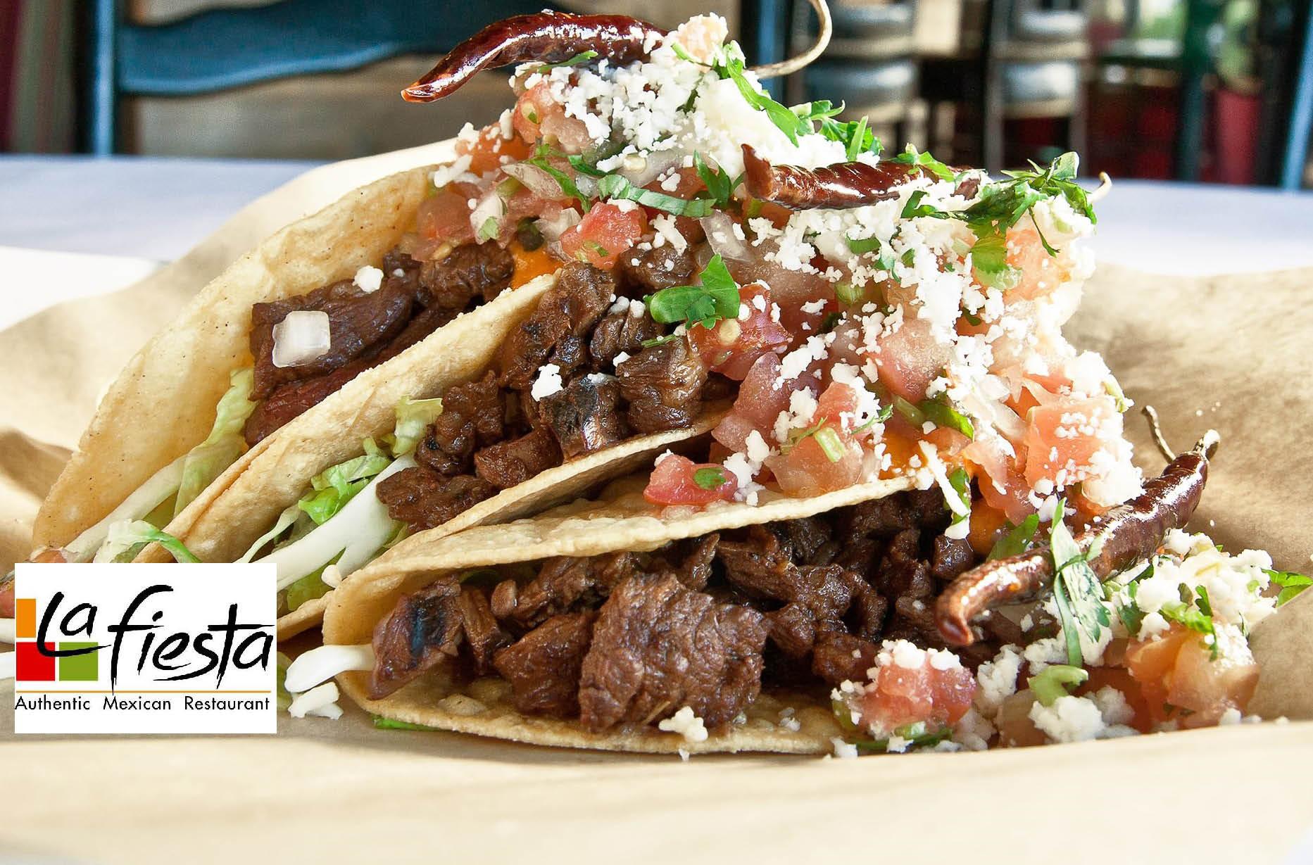 La Fiesta Ormond Beach & Port Orange Authentic Mexican Restaurant Food.