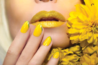 Your nails will look beautiful and feel healthy after being treated at Deluxe Spa Nails