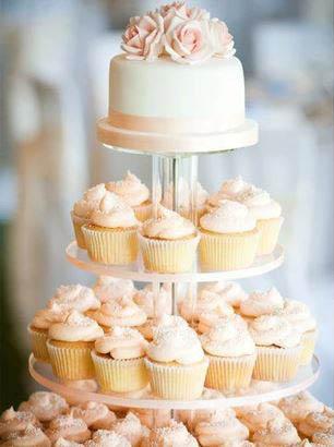 Fremont Cupcakes, Vanilla Cake, Guava Cake, Passion Fruit Cake; Wedding Cakes in Fremont