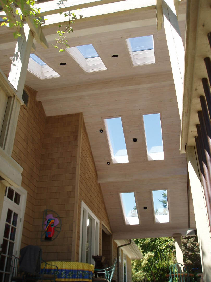 Lacey Glass at Home - gorgeous skylights - skylight installation - skylight repair - Lacey, Washington