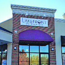 Lakefront Fine Wine and Spirits in Frederick MD storefront