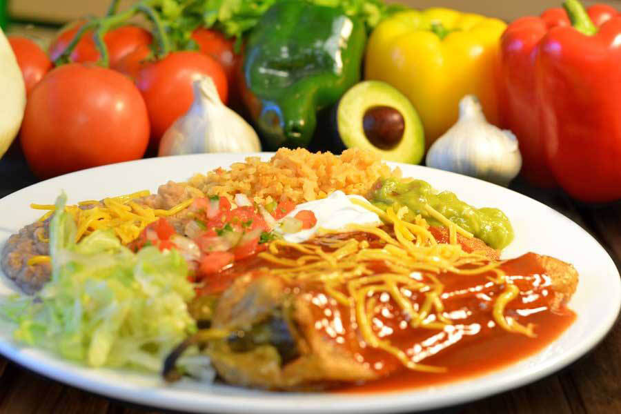 Enchiladas - tacos - burritos - authentic Mexican food - Alibertos Jr Fresh Mexican Food in Lakewood, WA - Tacoma Mexican food near me - Lakewood Mexican restaurants near me - Mexican food coupons near me